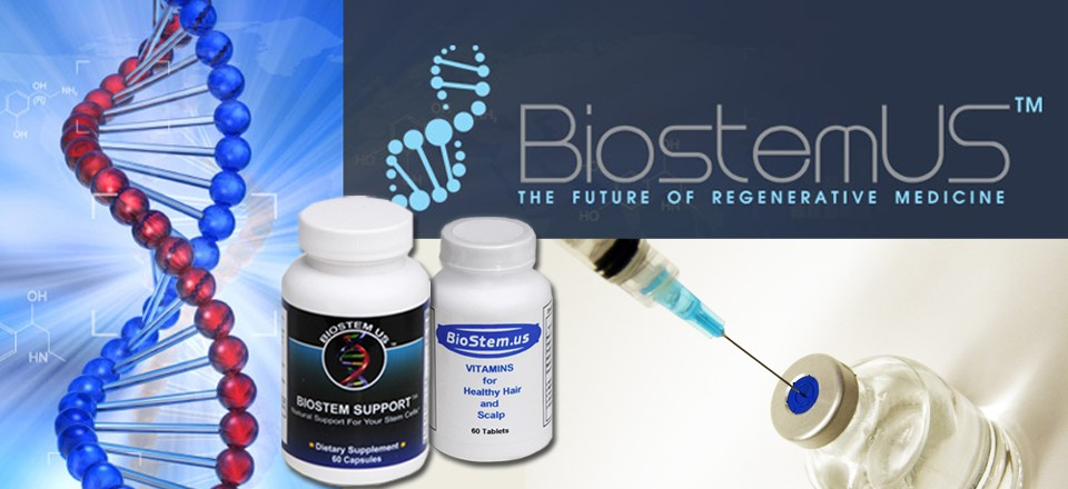 As a licensed affiliate, PRP uses the Biostem Method(tm).